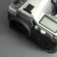K-3用アイカップアダプター(O-EC107用・カバー付き) [MRO-AA-K3OC-01]