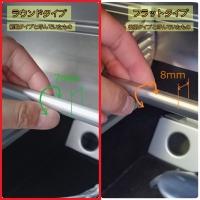 ロータスエリーゼ(ラウンド形状)用スマートフォン取付パーツ(ボール直径15mm)