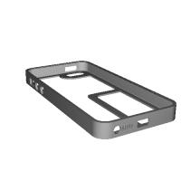 iPhone 5/5sケース(指が届かない人用)