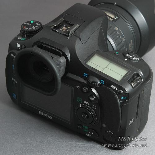 PENTAX準汎用アイカップアダプター(O-EC107用) [MRO-AA-KG-01]
