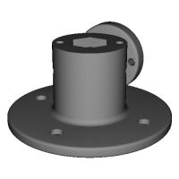 H LEVEL-D>EVOモデル変換アダプター