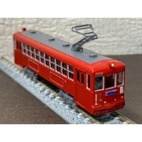 岐阜の路面電車 570 前期型