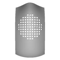 分割マスクデータ(中央)