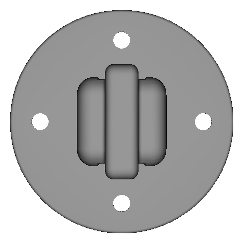 H LEVEL-D>オリエント変換アダプター