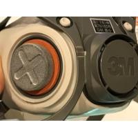 3M6000防塵防毒マスク フィルターキャップ30mm ver.08