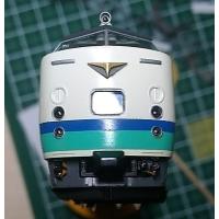 485系新潟車用前面ジャンパ栓セット(6編成分)
