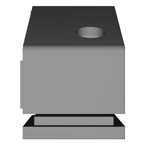 BOSS MS-3 ジャンクション&フットスイッチ INPUT/右置き