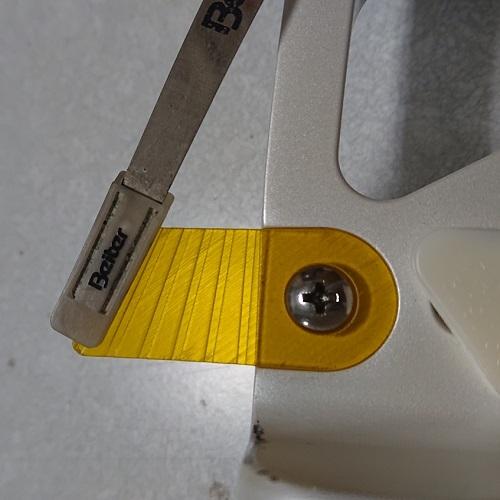 STYLIZED用クリッカープレート
