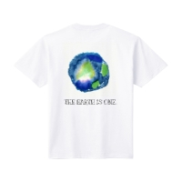 THE EARTH IS ONE S ホワイト