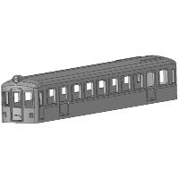 KNR Nゲージ680系タイプ ク580形タイプ ボディ1両