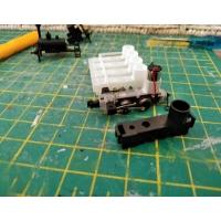 Nゲージ コッペル蒸気 6.5mmゲージ化用動力フレーム(とTU-7T)お得版5個セット