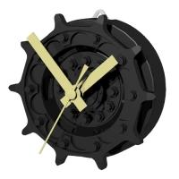 10式戦車起動輪型インテリアクロック