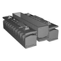 専用線貨車 幌貨車(3両セット)