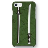 【日本刀柄】iPhone8/ iPhone SE (2020)用スマホケース