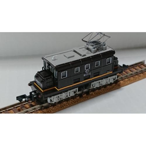 デキ1010(小田急1012)タイプ電気機関車キット