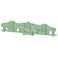D-FS304-91:FS-304(T2両),KS-5(M1両)【武蔵模型工房 Nゲージ鉄道模型