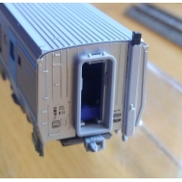 Nゲージ 2000系用排気管 延長タイプ[EP-02]