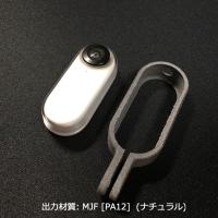 Insta360 GO用 マウントフレーム (縦向き)