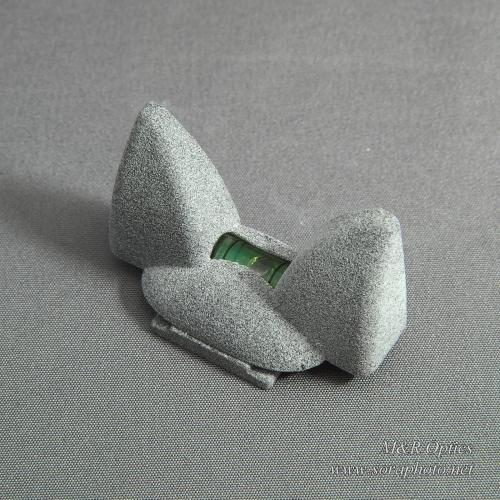 シュー用ドレスアップパーツ (猫耳/水準器埋込) [MRO-DS-CAT-04]