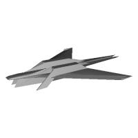PⅮ-2(飛行機モデル)