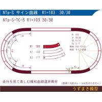緩和曲線キット NTp-S-TC-S R1=103 30/30 O-B