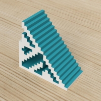 「立方体を3分割し美を表現する」という課題 11