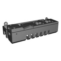 Mobile Pos Neg Battery+A47ヘッドホンアンプおまけ基板用ケース
