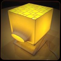 CUBIC LAMP 001