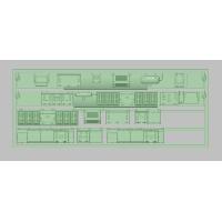 T-102 E231-0 床下機器セット (SC62型SIVタイプ) (TOMIX用)