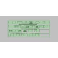 T-103 E231-0 機器更新セット (TOMIX用)