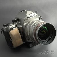 PENTAX KP木製グリップ自作用ベース部品 [MRO-GP-KPU-03]