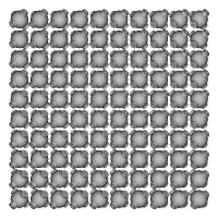 sp3 炭素原子 100個セット
