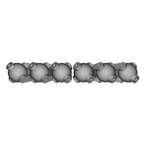 sp3 炭素原子 36個セット