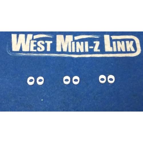 ミニッツ 246 アルミモーターマウント用 ベアリングホルダー