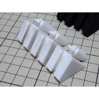 組木屋5ピースジグソーパズル・ブラック(奇数ピース)