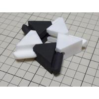 組木屋5ピースジグソーパズル・ブラック(偶数ピース)