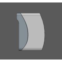 LOTUS ELISE/EXIGE kt-s eng クラッチペダルカバー(30mm)