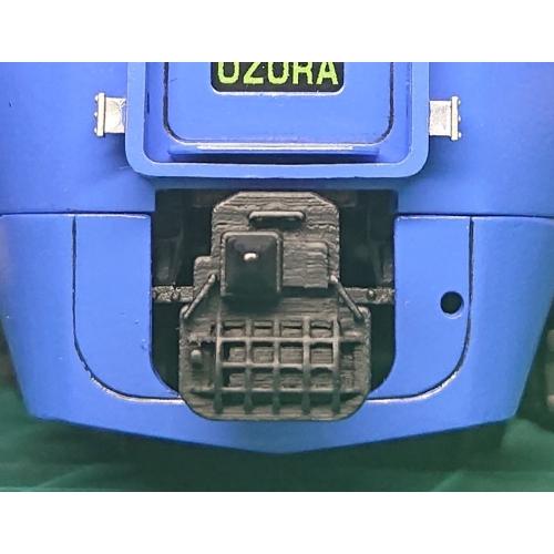 キハ283系用連結器カバー
