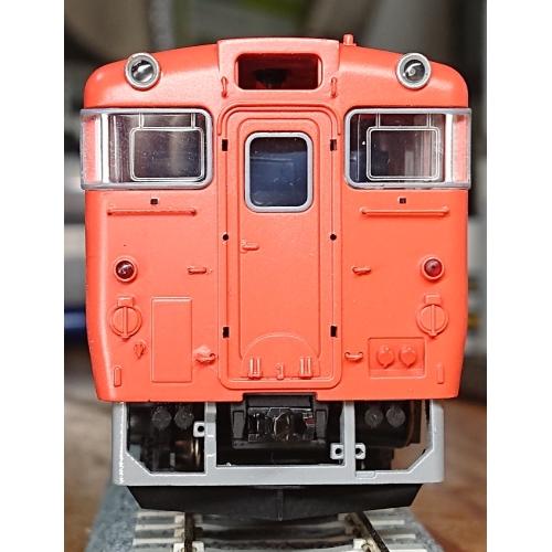 キハ40形スカート・胴受けパーツ(トラムウェイ用)2セット(4両分)