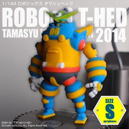【size S】ROBO06 T-HED Ver.