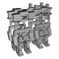 クラッチャー01.02(2種×2体計4体セット).stl