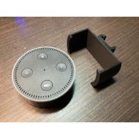 Amazon echo dot(第2世代)ホルダー(25mm幅ワイヤラック用)