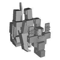 クラッチャー04ヴァリアント(エース専用フレーム)(可動素体).stl