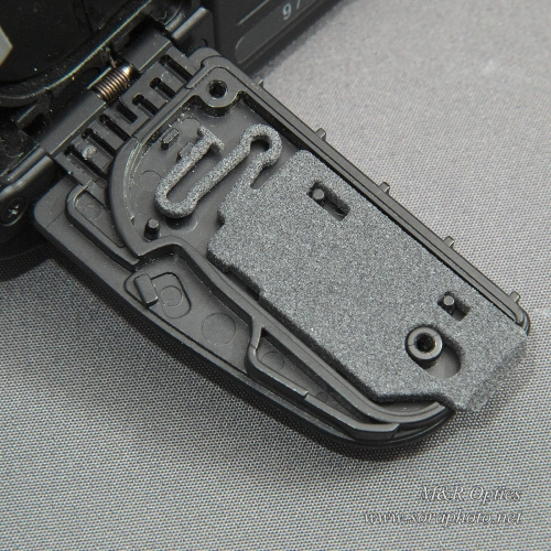 DG-5Dバッテリー蓋補修用バネ部品 [MRO-RP-M5DB-01]