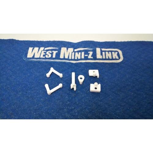 ミニッツ4×4 リフトアップパーツセット