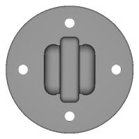 H LEVEL-D>オリエント変換アダプター v2