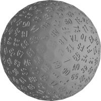272面ダイス(17進法表記)
