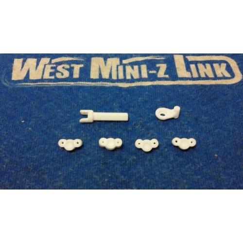 ミニッツ4×4 リフトアップパーツセット 5mmアップ