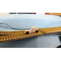 [暫定出品]TU-TMC100 動力 6.5mm化 改造用フレーム5個入り
