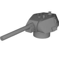装甲貨車T-34砲塔